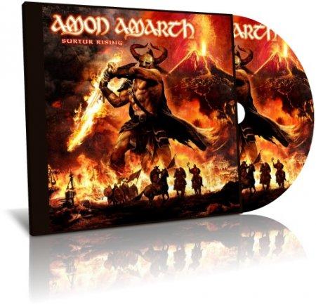Amon Amarth - Surtur Rising (2011/MP3)