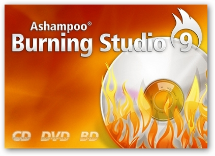 Ashampoo Burning Studio 9.21