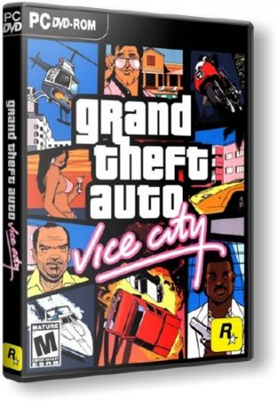 Grand Theft Auto: Vice City Deluxe (2003/RUS/ENG/RePack от N-torrents)