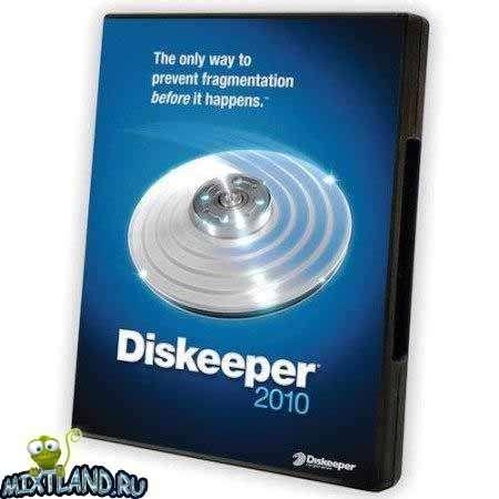 Diskeeper Pro Premier 2010 скачать