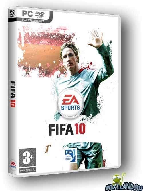 FIFA 2010 скачать бесплатно repack